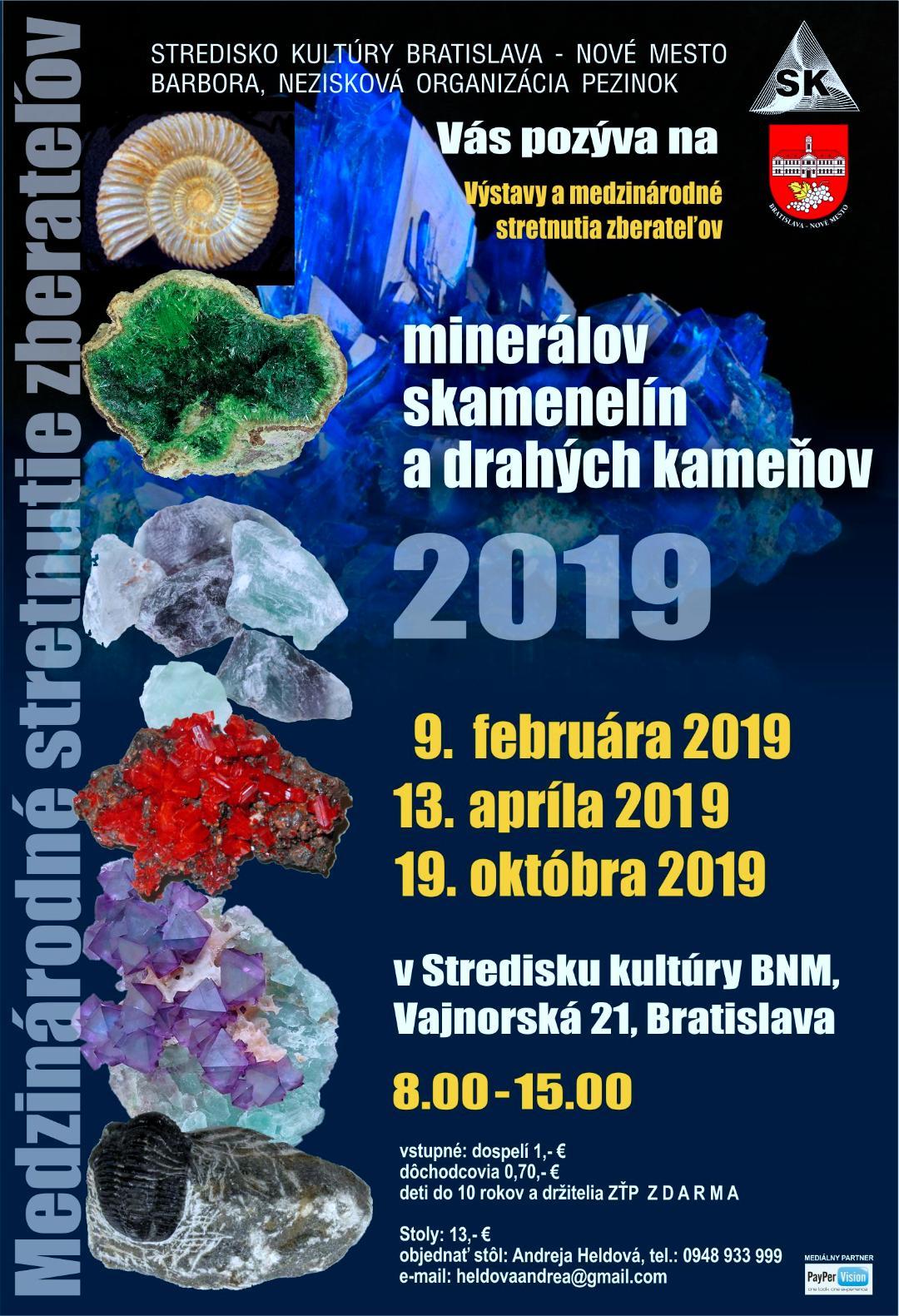 Výstava zberateľov minerálov_2